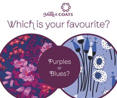 Purples or Blues?