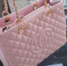 Imagem de chanel, pink, and bag