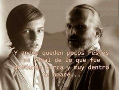 Te amaré. Miguel Bosé.
