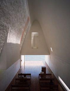 Seashore Chapel, Beidaihe, 2015 - Vector Architects
