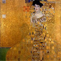 Вечерняя Москва - 3 самые известные картины Густава Климта