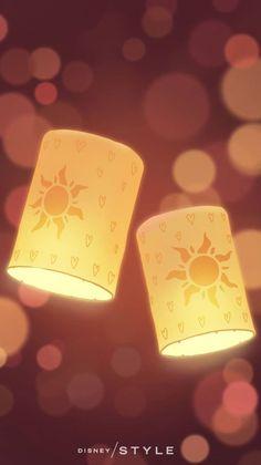 Imagen de floating lanterns, disney, and tangled Disney Rapunzel, Disney Pixar, Disney Mode, Disney And Dreamworks, Disney Animation, Disney Art, Tangled Rapunzel, Tangled Movie, Rapunzel And Flynn