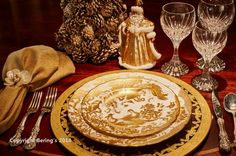 The Holiday Table & Bering's Book Give Away! • Segreto Secrets