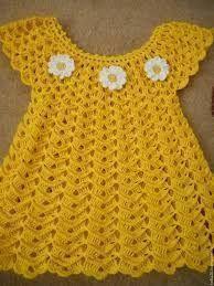 all free crochet, crochet baby dress, crochet dress, croch Crochet Girls Dress Pattern, Toddler Dress Patterns, Crochet Baby Hat Patterns, Baby Girl Crochet, Crochet Baby Clothes, Crochet Baby Hats, Baby Knitting, Diy Crafts Knitting, Diy Crafts Crochet