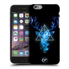 Case Fun Harry Potter Patronus Stag Hard Case for Apple iPhone 6 Plus / 6s Plus (5.5 inch)  #samsungcase #samsung #mycasefun #casefun #iphonecase #iphone