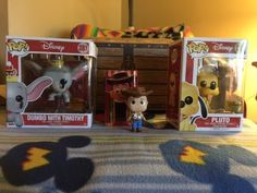 Figures in Disney Treasures by Funko subscription box - Disney Treasures by Funko Subscription Box - www.wdwradio.com