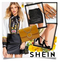 """SHEIN V/5"" by betty-boop23 ❤ liked on Polyvore featuring Sheinside and shein"