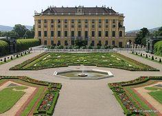 Vienna -- Schonbrunn Palace
