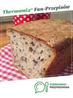 Pyszny chleb Mamy Gosi jest to przepis stworzony przez użytkownika Giotta. Ten przepis na Thermomix<sup>®</sup> znajdziesz w kategorii Chleby & bułki na www.przepisownia.pl, społeczności Thermomix<sup>®</sup>. Banana Bread, Good Food, Recipes, Kitchen, Amigurumi, Kitchens, Surfing, Cooking, Recipies