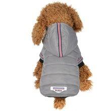 Dog Pet Puppy Clothes Dog winter coat warm jacket roupa de cachorro dog clothes Thickening Pet clothing(China)