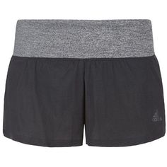 Adidas Q315 S19 Woven Shorts ($61) ❤ liked on Polyvore featuring activewear, activewear shorts, adidas sportswear, adidas and adidas activewear