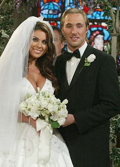 Brady and Chloe's wedding on Days of our Lives