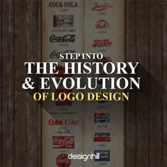 Explore the history & evolution of company logos like Google, Pepsi, Starbucks etc. Get the design inspiration from these brand logos & their cool.