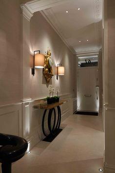 Corridor Lighting Design by John Cullen Lighting