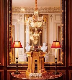 Living the Dream in Paris : Architectural Digest
