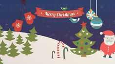 Merry Christmas Animation Video Greetings. Read full article: http://webneel.com/video/merry-christmas-animation-video-greetings | more http://webneel.com/video/3d-animation | more videos http://webneel.com/video/animation | Follow us www.pinterest.com/webneel