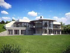 Kay Associates | Architects Isle of Man 'Eco House', Baldrine, Isle of Man - Kay Associates | Architects Isle of Man