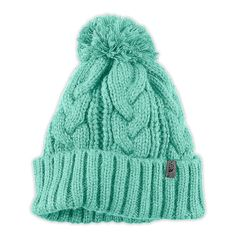530862df692 The North Face Rigsby Pom Pom Beanie. I ve always been iffy on pom pom  beanies