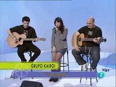 KAIROI: interpretan el tema CAMINANDO en directo en TVE.