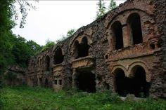 Tarakanov Fortress in Dubno, Ukraine (source)