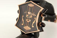 ArtyA - Son of Sound Guitar Wood