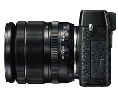 """Fujifilm X-E2 Fujifilm announces the X-E2. It includes some new features, including a advanced on-sensor-phase-detection,±3 EV Exposure Compensation dial with third stops increments,3"""" (1.04 million dot) premium clear LCD and built-in Wifi.The X-E2 will be available from November 2013 at a selling price of $999.95 body-only or with the XF 18-55mm F2.8-4 LM zoom lens as a kit for $1,399.95.Available atAmazon