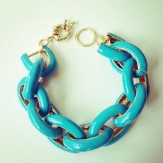 Pave Link Bracelet ✨Turquoise ✨Price is Firm No trades Jewelry Bracelets