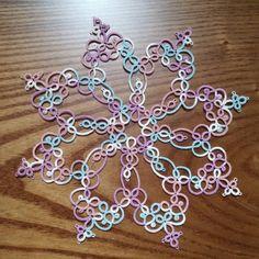 December(C)damagirl @tattingdama #태팅레이스 #tattinglace #handmade