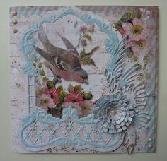 Welkom op mijn blog waarmee ik jullie op de hoogte wil houden van alle nieuwe embossing sjablonen en waarop ik af en toe een mooi voorbeeld hoop te plaatsen. Veel plezier! Folder Design, Marianne Design, Big Shot, Card Designs, Card Ideas, Projects, Painting, Cards, Die Cutting