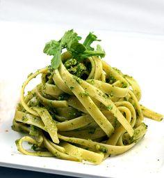 Arugula-Basil-Kale Pesto