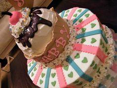 Birthday Cake at www.ExquisiteDesserts.net