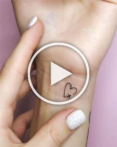 Mini Tattoos, Cute Tattoos On Wrist, Small Forearm Tattoos, Cute Small Tattoos, Small Tattoo Designs, Dog Tattoos, Tattoos For Women Small, Finger Tattoos, Unique Tattoos