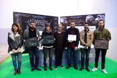 Ganadores canarios y del Premio del Público de LPA Film Festival 2016.