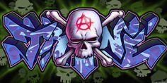 Cool Graffiti Art | Plaatjes » Graffiti Plaatjes
