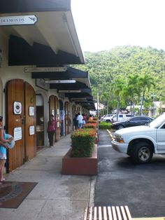 St. Thomas, US Virgin Islands - Shopping in Havensight Mall...