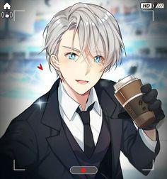 Victor | Yuri!!! on Ice