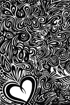 Coloring pages of random designs ~ Happy Coloring Monday! Here your free coloring page http ...