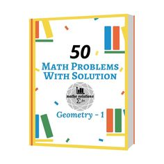 50 Math Problems With Solution Math Problems With Solutions, Geometry Problems, Try It Free, Algebra, How To Apply, Coding, Things To Sell, Digital, Programming