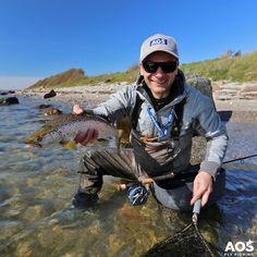 Danish silver! #seatrout #denmark #meerforelle #dänemark #flyfishingmakesyouhappy #forelle #aosfishing #flyfishing #fliegenfischen #pescamosca #fluefiskeri #perhokalastus #vliegvissen #pescaconmosca #pechemouche #graz #onlineshop #picoftheday #photooftheday #lovefishing #austria #catchoftheday #catchandrelease #flugfiske #fluefiske #onthefly #simmsfishing #küste #happy #fisch @simmsfishing @aosfishing
