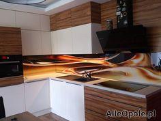Szkło laminowane z grafiką, grafika za szkłem, panele kuchenne (Opole)