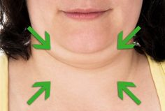 Get Rid of Your Double Chin with Clay and Cucumber — Step To Health Healthy Beauty, Health And Beauty, Beauty Secrets, Beauty Hacks, Natural Facial, Double Chin, Facial Care, Tips Belleza, Homemade Beauty