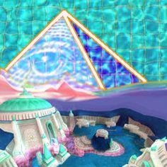#illuminati #spyro #psone #vapourwave #nostalgia #webart #glitchart #netart #trilluminati #kawaii #thirdeye #pyramids #hinhop