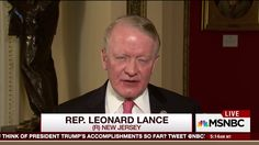 Rep. Lance's Interview On MSNBC's Morning Joe 5.5.17  http://lance.house.gov/ Congressman Leonard Lance (NJ-07) joins MSNBC's Morning Joe to react to the House passing the American Health Care Act.  https://www.facebook.com/CongressmanLance/photos/a.125116250875058.31465.100830109970339/594935847226427/?type=3&comment_id=1203286016391404&reply_comment_id=1311765908876747&comment_tracking=%7B%22tn%22%3A%22R%22%7D