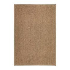 OSTED Vloerkleed, glad geweven - 133x195 cm - IKEA