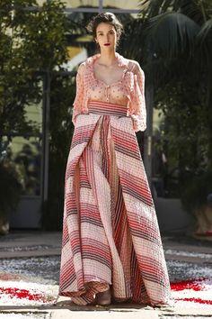 Luisa Beccaria Ready To Wear Spring Summer 2018 Milan
