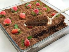 10 Minuets : For your tea and coffee watches, we recommend you to try Kumlu Pasta Recipe, . Easy Cake Recipes, Pasta Recipes, Turkish Recipes, Ethnic Recipes, Pasta Primavera, Pastry Shop, Chocolate Cake, Food And Drink, Pudding