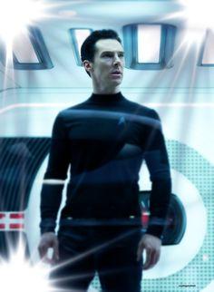John Harrison/Khan - Benedict Cumberbatch
