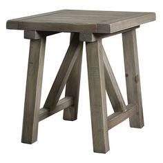 emmerson reclaimed wood nightstand natural nightstands