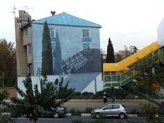 Street art in Tehran