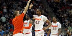 James Southerland helps Syracuse squeak out their first round victory over UNC-Asheville. Check out the highlights here- http://www.sportsblooded.com/see-this/syracuse-barely-survives-huge-upset/